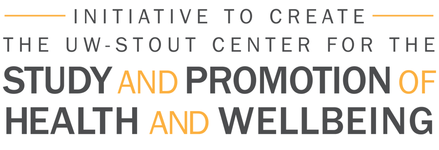 Center for Health and Wellbeing mark